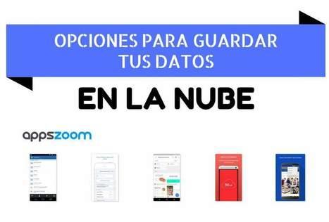 Las mejores apps para almacenar tus archivos en la nube | Mi albergue digital | Scoop.it