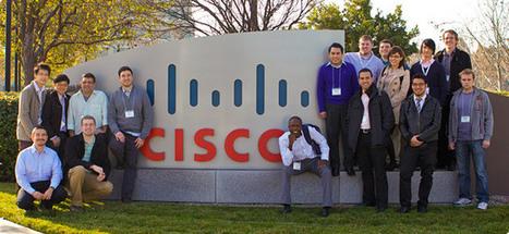 Ugandan University student wins Cisco regional networking challenge - PC Tech Magazine | Computer Networking Job | Scoop.it