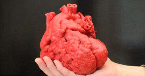 10 ways desktop 3D printers are sparking a medical revolution | lifescienceregulatory | Scoop.it