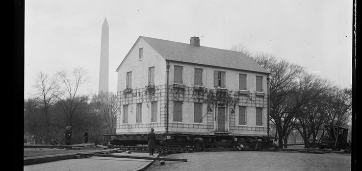 The Little House in DC Plays Unique Role in Girl Scout History - Ghosts of DC | Visiting The Past | Scoop.it