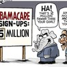"Stop calling it ""OBAMA CARE""!"