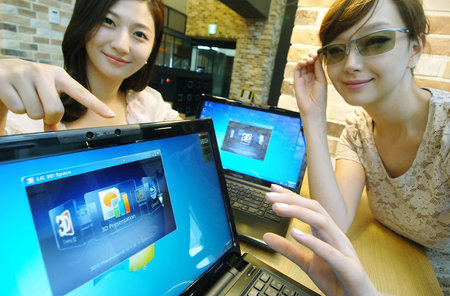 LG unveils premium 3D notebook- LG A530 with 3D Dual Webcam | Technology and Gadgets | Scoop.it