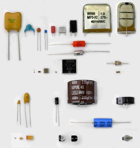 El Condensador - ¿Qué Es y Cómo Utilizarlo? | Tecnología y Educación | Scoop.it