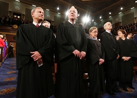Supreme Court Justices Are Unelected, Life-Tenured Politicians Masquerading as Judges | Criminology and Economic Theory | Scoop.it