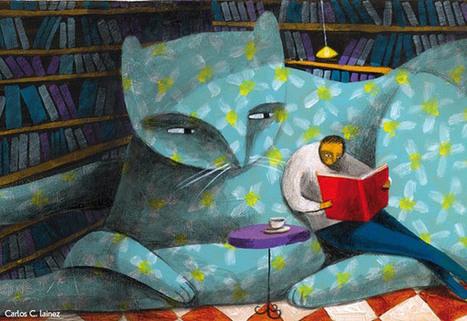 La lectura como placer —primera de cuatro partes— José Emilio Pacheco | Pedalogica: educación y TIC | Scoop.it