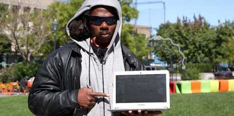 After Just Four Weeks, The Homeless Man Learning To Code Has Almost Finished His First App | network | Scoop.it
