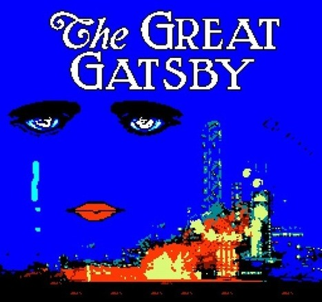 The Great Gatsby for NES | Books | Scoop.it