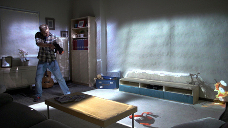 Microsoft's 'RoomAlive' transforms any room into a giant Xbox game | The Future of Audiovisual Storytelling | Scoop.it