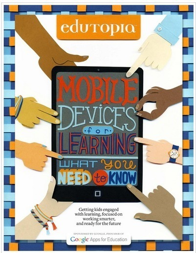 Teachers Guide on The Use of Mobile Devices in The Classroom | iBooks Author info | Scoop.it