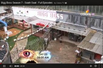 Bigg Boss Season 7 (Day 5) 20th September 2013 Full Episode HD Video | BIGG BOSS Saath 7 News, Episodes, Photos | Scoop.it