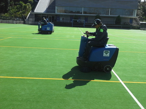 Artificial Turf Maintenance | Super Turf | Synthetic Grass NZ | Scoop.it