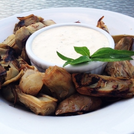 #HealthyRecipe : Grilled Artichokes with Paleo Remoulade Sauce | The Man With The Golden Tongs Goes All Out On Health | Scoop.it