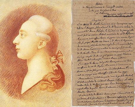 L'histoire et la vie de Casanova trouvent refuge à la BNF - Livres - Télérama.fr | GenealoNet | Scoop.it