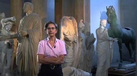 La Pompei mai vista nei depositi del Museo Archeologico di Napoli   EURICLEA   Scoop.it
