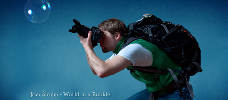 Tom Storm ( World in a Bubble ) | Image Conscious | Scoop.it