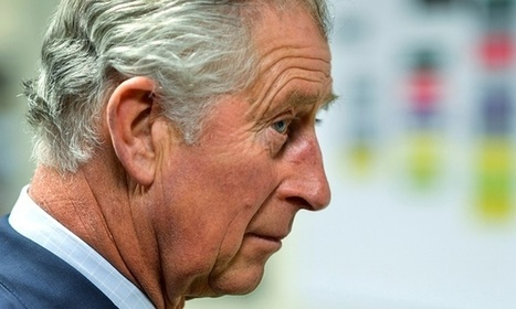 Prince Charles: rewire the global economy to stop climate change | Peer2Politics | Scoop.it