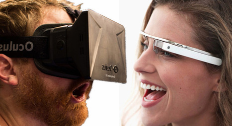 A new way to see: Why Oculus Rift and Google Glass are on a collision course | Wearable technology | Scoop.it