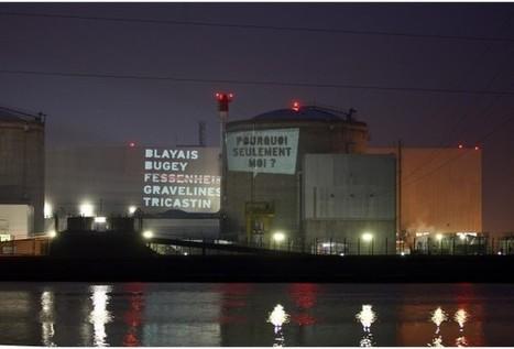 Greenpeace Action : Fermez-les !   # Uzac chien  indigné   Scoop.it
