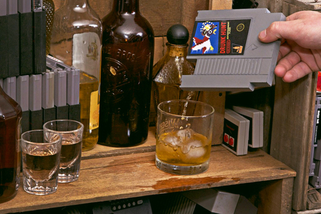 Concealable NES Flasks   Winning The Internet   Scoop.it