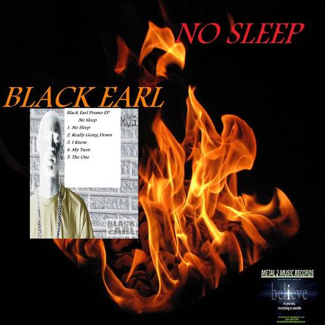 Playing No Sleep by Black Earl - picosong | Metal 2 Music Records | Scoop.it