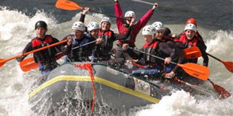 Trisuli River Rafting   Adventure Trekking in nepal   Scoop.it
