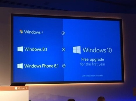 Rollup: Microsoft HoloLens, Surface Hub, Windows 10, Xbox One game streaming and more. - Scott Hanselman | .NET World | Scoop.it