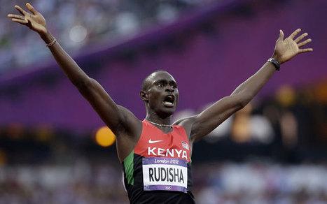El secreto detrás de velocidad atleta David `s Rudisha | deportes | Scoop.it