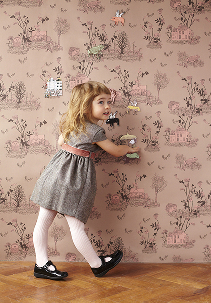 Gallop Lifestyle - Great design, online.: Beautiful wallpaper designs from Sian Zeng | Interior Wallpaper | Scoop.it