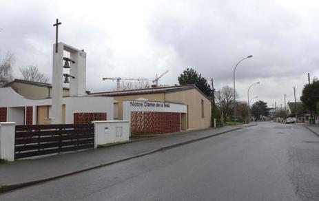 L' Haÿ La chapelle de la trinité sera détruite et reconstruite | L'observateur du patrimoine | Scoop.it