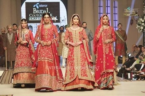 Latest Bridal Dresses 2015 In Pakistan | Girls Fashion | Scoop.it