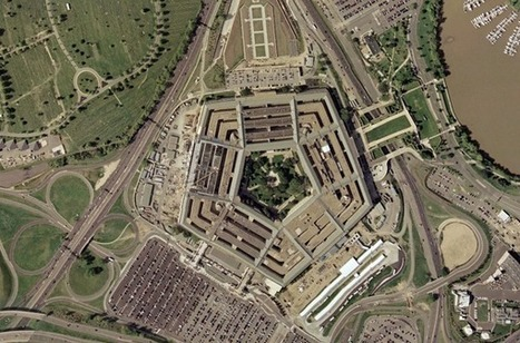 How to NAVIGATE the Pentagon | The Architecture of the City | Scoop.it