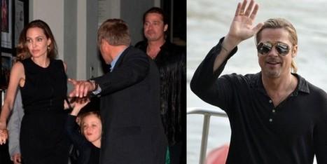 Brad Pitt e Angelina Jolie: una romantica coppia d'azione - Sfilate | fashion and runway - sfilate e moda | Scoop.it