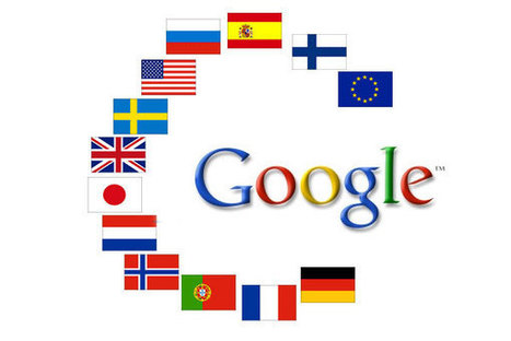 Google Traduction: les langues les plus traduites par Google Translate | From the translation's world | Scoop.it