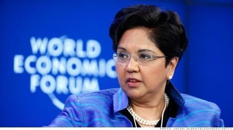 PepsiCo's Indra Nooyi: The CEO who writes her employees' parents - Fortune Management | People Strategy Execution Cash | Scoop.it