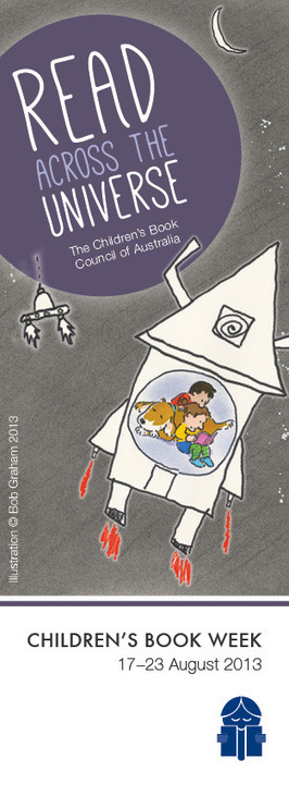 Read across the universe: ideas and activities for Book Week 2013 ... | Book Week | Scoop.it
