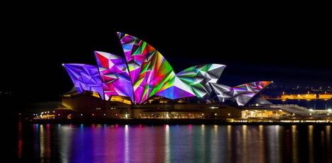 Vivid Sydney wins international award   Tourism Innovation   Scoop.it