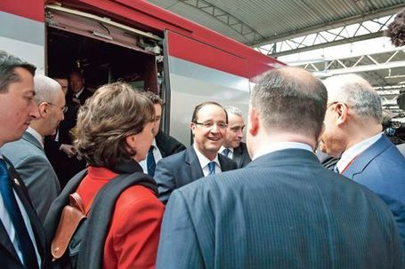 François Hollande voudrait vivre comme avant | Le programme de Mr Hollande | Scoop.it