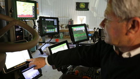 New technology network helps farmers share crop data | Agriculture news | Scoop.it