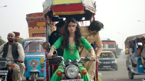 First Look of Diana Penty From Happy Bhag Jayegi Movie | Lahoripoint.com | Fashion & Style | Scoop.it