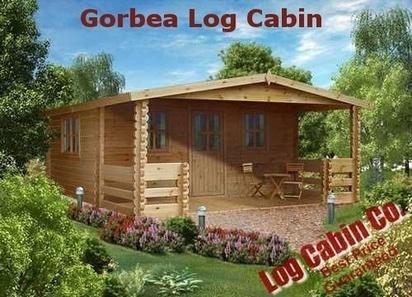 Gorbea Log Cabin For Sale Online | Garden Adventure Ltd | Scoop.it