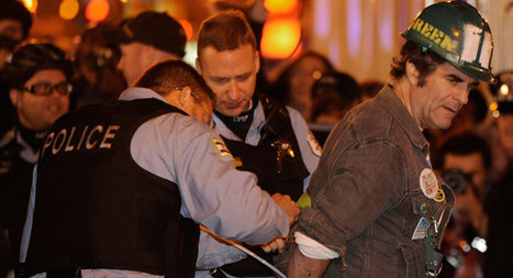 Occupy arrests in Chicago, Cincinnati - Associated Press | Human Rights and the Will to be free | Scoop.it
