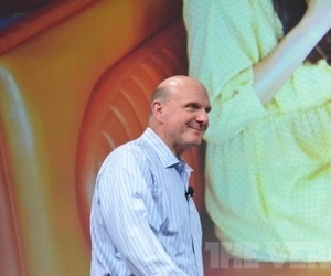 Ballmer to Microsoft shareholders: 'a fundamental shift [is] underway in our business'   Mobile (Post-PC) in Higher Education   Scoop.it