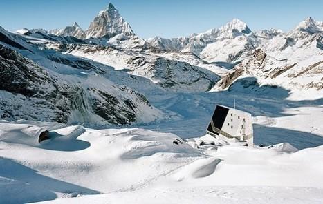 L'Eco rifugio Neue Monte Rosa-Hütte | Mountain huts | Scoop.it