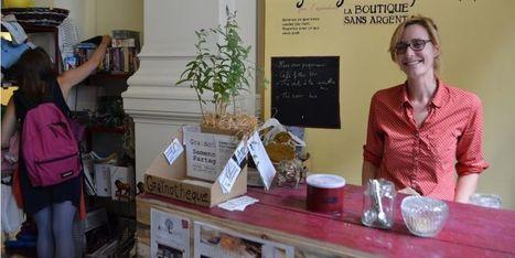 Siga Siga, la première boutique sans argent de Paris | SandyPims | Scoop.it