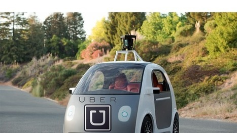 How Uber's Autonomous Cars Will Destroy 10 Million Jobs And Reshape The Economy by 2025   Emergences   Scoop.it