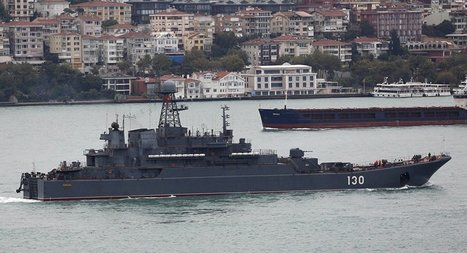 Turkey Has No Legal, Economic Basis to Close Bosphorus for Russian Ships | Saif al Islam | Scoop.it