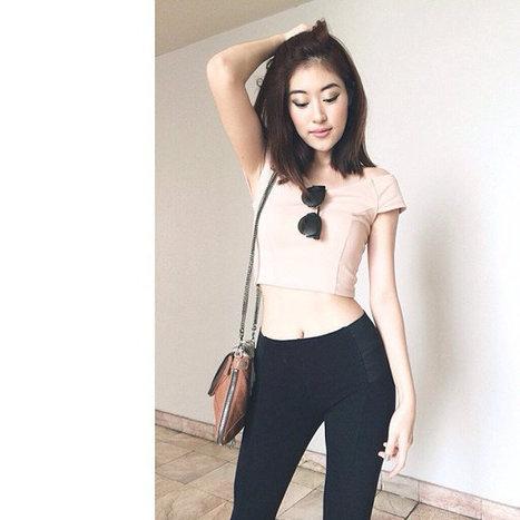 ส่องแฟชั่นสาวหุ่นดี๊ดี ยิปซี คีรติ | fashion in Thailand | Scoop.it