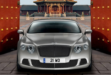 Are German bosses better for British car brands like Bentley? | Mr Online | Scoop.it
