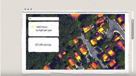 VIDEO. Avec Sunroof, Google s'improvise conseiller en énergie solaire | pour un monde durable | Scoop.it