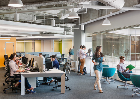 An Open Office Experiment That Actually Worked | English for HR and working life | Scoop.it